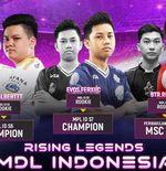 3 Pro-Player Muda Mobile Legends yang Sukses Harumkan Nama Besar Timnya