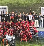PSSI Lepas Tangan Soal Piala Soeratin dan Liga 3 2020