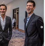 Menurut Novak Djokovic dan Roger Federer, Persaingan adalah Kunci Utama Dunia Olahraga