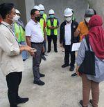 Menpora Apresiasi Pembangunan GOR Indoor Manahan Berstandar Internasional