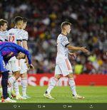 Hasil Barcelona vs Bayern Munchen di Liga Champions 2021-2022: Blaugrana Merana di Kandang