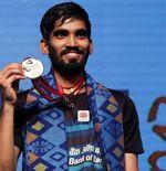 Jelang India Open 2021, Kidambi Srikanth Teringat Katering All England yang Mengecewakan