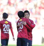 Kashima Antlers dengan Slogan Musim 2014 sampai 2017, Cetak Sejarah pada 2015