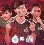 Hasil MPL ID Hari Pertama Pekan Ketujuh: Geek Fam Curi Kemenangan atas Aura Fire