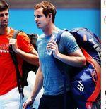 Novak Djokovic Iri dengan Popularitas Andy Murray