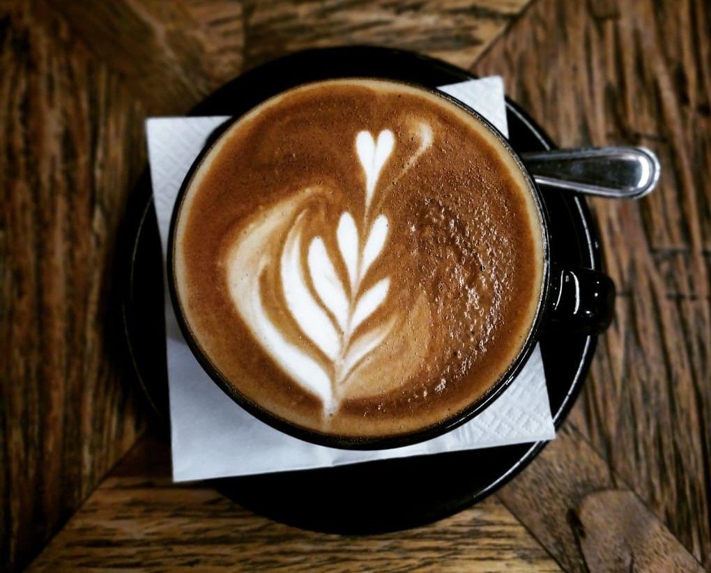 Ilustrasi olahan kopi