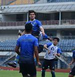 Update Kondisi Dua Pemain Asing Persib, Satu Diragukan Tampil Lawan Bali United