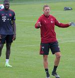 Bayern Munchen Sabet Piala Super Jerman, Pelatih Dedikasikan Gelar untuk Hansi Flick