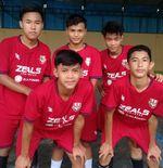 Pemain Usia 14-16 Tahun Futsal Academy Anima 17 Alami Peningkatan Signifikan