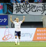 Kalahkan Sanfrecce Hiroshima, Yokohama F. Marinos Pepet Pemuncak Klasemen J1 League