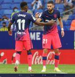 Hasil Liga Spanyol: Atletico Madrid Menang Dramatis, Valencia Berpesta