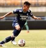Liga 1 Kosong, Bek Persib Bandung Beralihke Olahraga Voli