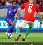 Hasil Hungaria vs Inggris: The Three Lions Menang 4-0, Raheem Sterling Menginspirasi