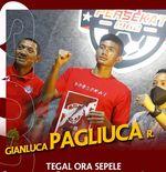 Sempat Seleksi di Rans Cilegon FC, Eks Kiper Timnas U-19 Indonesia Resmi Gabung Persekat