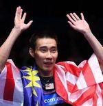 Malaysia Open 2021 Ditunda, Begini Respon Lee Chong Wei