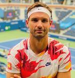 Australia Open 2021: Tersingkir di Perempat Final, Grigor Dimitrov Mengaku Cedera