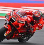 3 Catatan Francesco Bagnaia di MotoGP San Marino, Kini Selevel dengan Marquez dan Lorenzo