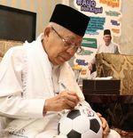 Wapres Ma'ruf Amin Turun Tangan Demi Bawa Olimpiade 2032 ke Indonesia