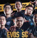 Singapura Pastikan 2 Slot Menuju Kejuaraan Mobile Legends se-Asia Tenggara. MSC