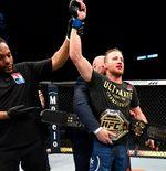 Justin Gaethje Masih Sakit Hati dengan Keputusan UFC soal Penentuan Duel Gelar Kelas Ringan