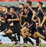 Hadapi Piala Menpora 2021, Borneo FC Gelar Latihan Perdana Tanpa Pelatih Kepala