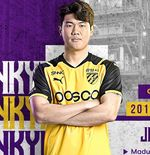 Lengkapi Slot Pemain Asing, Madura United Resmi Rekrut Bek Asal Korea Selatan