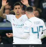 Hasil Club Brugge vs Manchester City: The Citizens Pesta Gol, Menang 5-1