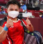 Apriyani Rahayu Lengkapi Skuad Debutan Berkalung Medali Emas Olimpiade Tokyo 2020
