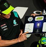 Pembalap MotoGP Prediksi Final Liga Champions, Ini Skor Valentino Rossi