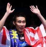 Lee Zii Jia Juara All England 2021, Lee Chong Wei Girang
