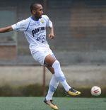 Striker Persib Memilih Tak Mudik dan Latihan Mandiri di Mes Klub