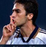 VIDEO: Ketika Raul Gonzalez Bungkam Camp Nou di El Clasico