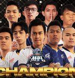 Juara Baru, RSG MY Kampiun MPL Malaysia Season 7 usai Tumbangkan Todak
