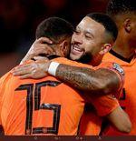 Hasil Belanda vs Gibraltar: Tim Oranye Pesta Setengah Lusin Gol