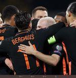 Hasil Latvia vs Belanda: Gol Tunggal Davy Klaassen Menangkan Tim Oranye