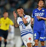 Irfan Bachdim, Satu-satunya Pemain Indonesia yang Pernah Berlaga di J.League Cup