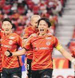 Hasil dan Highlight J1 League Pekan Ke-29: Yuto Nagatomo Debut, Peluang Juara Marinos Memudar