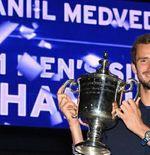 Usai Menang US Open 2021, Daniil Medvedev Sering Ditawari Traktiran dari Orang Asing