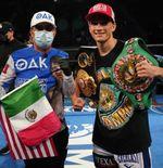 Brandon Figueroa Kawinkan Sabuk Juara Tinju WBA dan WBC