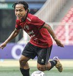 Digelar di SUGBK, Pemain Bali United Berharap Dimainkan demi Wujudkan Impian