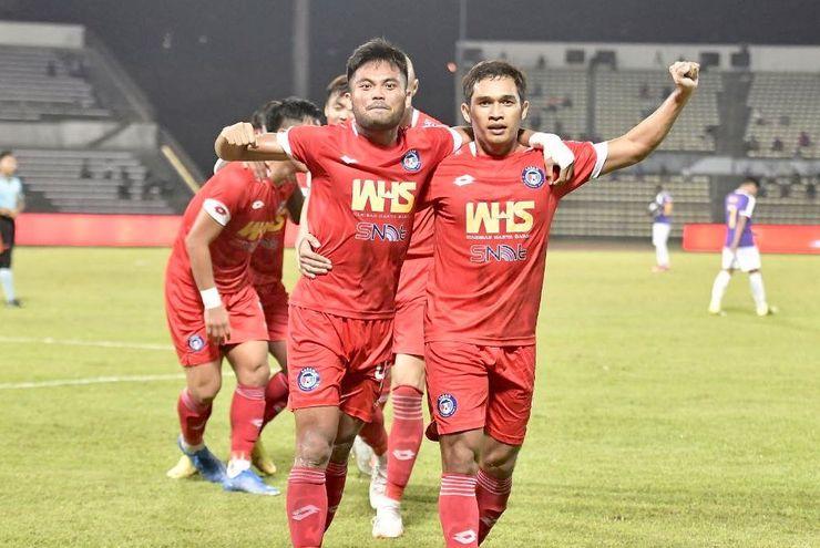 Rapor Saddil Ramdani di Liga Malaysia: April 2021 Jadi Periode Puncak