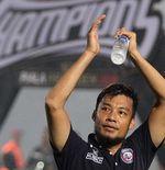 Hamka Hamzah Buka Suara soal Rumor Cristian Gonzales Gabung Rans Cilegon FC