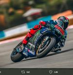 Jorge Lorenzo Kembali Uji Coba Yamaha YZR-M1 Jelang MotoGP Portugal 2020