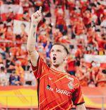 Kegemilangan Jakub Swierczok, Striker Timnas Polandia Andalan Anyar Nagoya Grampus