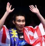 Dukung BWF, Lee Chong Wei Imbau Atlet Tak Menyerah