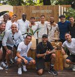 Ulang Tahun, Ander Herrera Undang Lionel Messi dan Sergio Ramos, Kylian Mbappe Absen