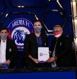 Arema FC Resmi Memperkenalkan Pemain Asing Terakhirnya untuk Liga 1 2021-2022