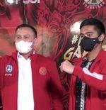 Sambangi PSSI, Kaesang Pangarep Kembali Tegaskan Target Persis Solo ke Liga 1 Harga Mati