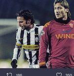 Juventus vs AS Roma: Masa Alessandro Del Piero dan Francesco Totti Mendominasi Italia