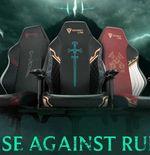 Kolaborasi dengan Riot Games, Secretlab Rilis Kursi Gaming Edisi League of Legends